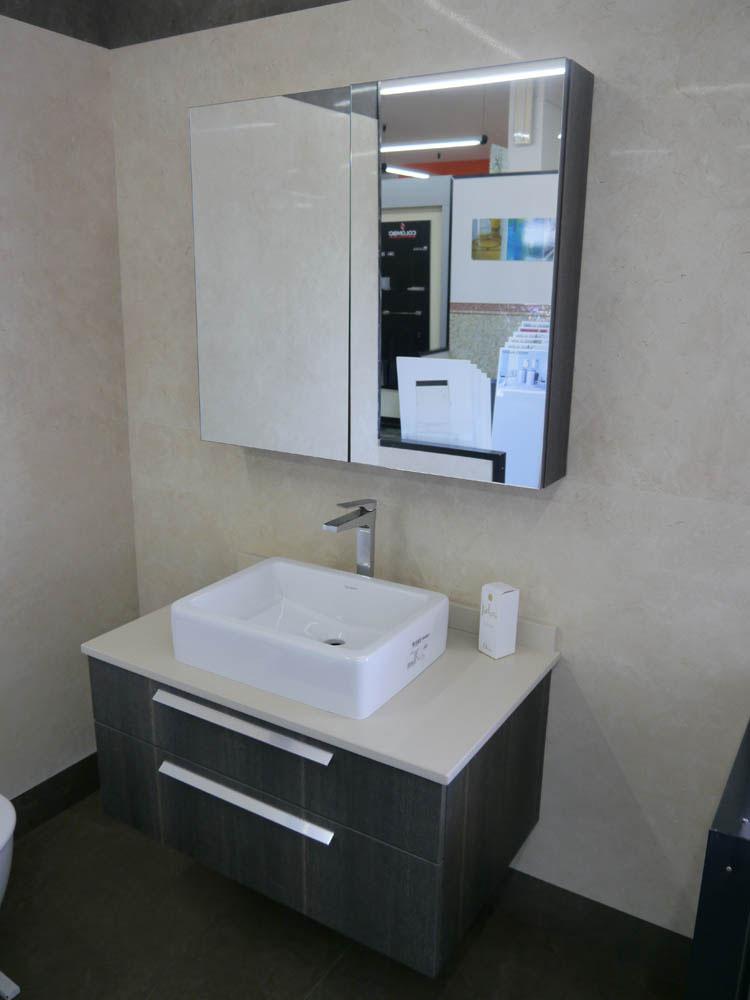 Composizione fly l 90 arredo bagno outlet arredo bagno - Sanitari bagno outlet ...