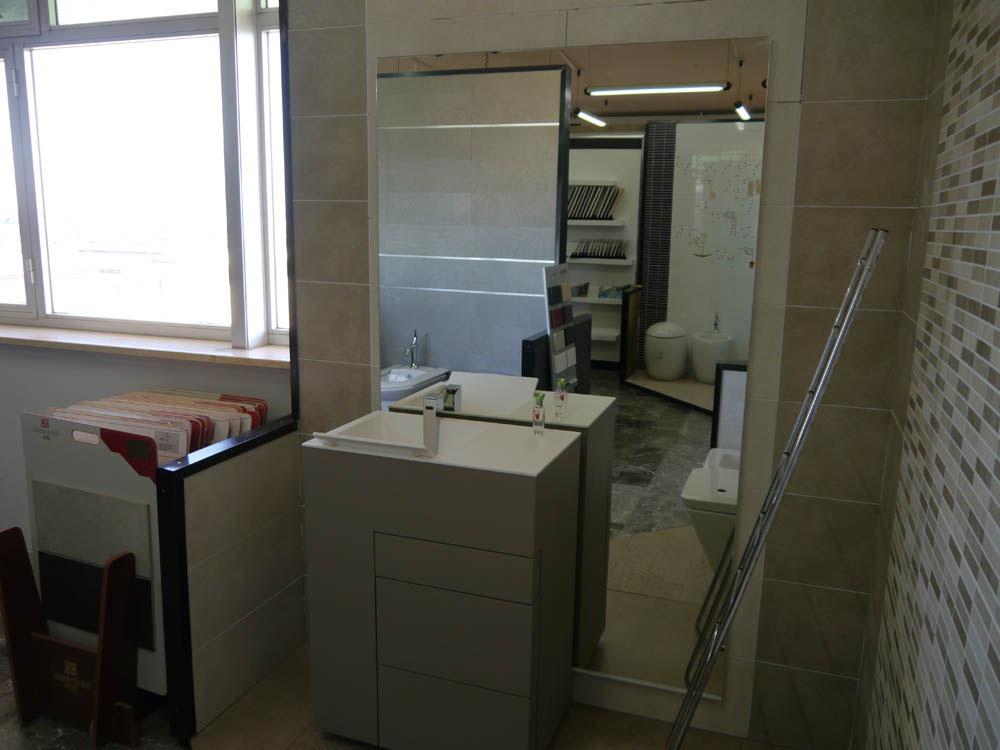 Composizione touch arredo bagno outlet arredo bagno - Sanitari bagno outlet ...